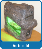 Asteroid modded PC